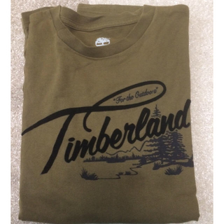 ティンバーランド(Timberland)のティンバーランド ロングTシャツ(Tシャツ/カットソー(七分/長袖))