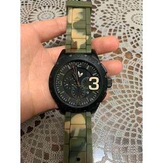アディダス(adidas)のアディダス 腕時計 値下げしました!!(腕時計(デジタル))