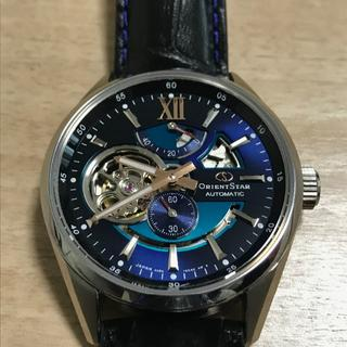 オリエント(ORIENT)のORIENT STAR モダンスケルトン RK-DK0002L(腕時計(アナログ))