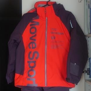 DESCENTE - DESCENTE スキーウェア150センチ