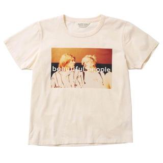ビューティフルピープル(beautiful people)のbeautiful peopleのコラボTシャツ❤︎(Tシャツ(半袖/袖なし))