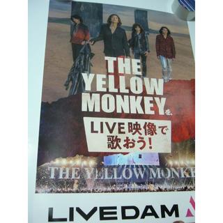 B2大 ポスター THE YELLOW MONKEY イエモン (印刷物)