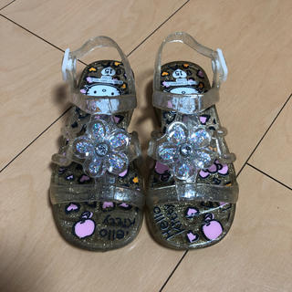 ハローキティ - 幼児サンダル