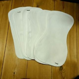 成型布オムツ 7枚セット 赤ちゃん工房 ベルメゾン(布おむつ)