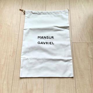 マンサーガブリエル(MANSUR GAVRIEL)のMANSUR GAVRIELの巾着(ポーチ)