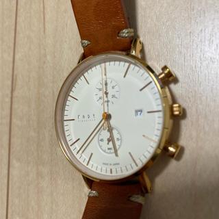 ノットノット(Knot/not)のKnot(ノット)腕時計 (腕時計)