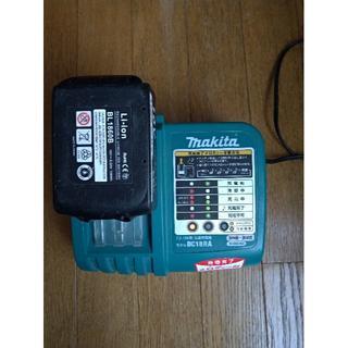 マキタ(Makita)のマキタ 純正充電器DC18RA(メンテナンス用品)