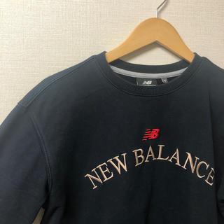 ニューバランス(New Balance)のメンズ NEW BARANCE スウェット トレーナー(スウェット)