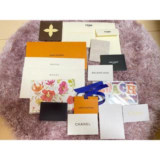 ルイヴィトン(LOUIS VUITTON)のブランド封筒・カード・ショッパーまとめ売り(カード/レター/ラッピング)