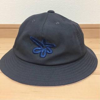 アールニューボールド(R.NEWBOLD)のR.NEWBOLD 帽子・ハット(おまけ付き、新品・未使用・タグ付属)(ハット)