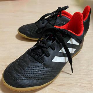 アディダス(adidas)のadidas アディダス トレーニングシューズ18.4  19センチ(その他)