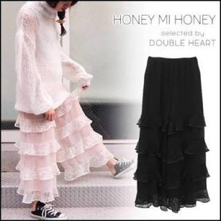 ハニーミーハニー(Honey mi Honey)のHONEY MI HONEY レースパンツ(カジュアルパンツ)