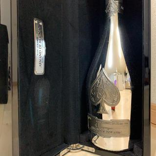アルマンドバジ(Armand Basi)のアルマンド ブリニャック ブラン ド ブラン シルバー(シャンパン/スパークリングワイン)