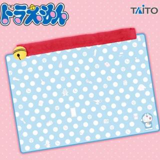 タイトー(TAITO)の【新品】ドラえもん ふわふわブランケット(キャラクターグッズ)