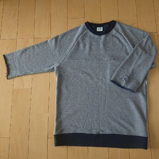 エルネスト(ELNEST)のELNEST  7分袖カットソー 【サイズM】 (Tシャツ/カットソー(七分/長袖))