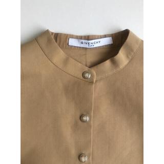 ジバンシィ(GIVENCHY)の難あり GIVENCHY タキシードシャツ(シャツ/ブラウス(長袖/七分))