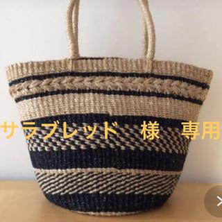 ムジルシリョウヒン(MUJI (無印良品))の無印良品 かごバック(かごバッグ/ストローバッグ)