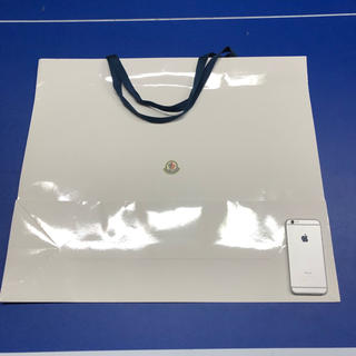 モンクレール(MONCLER)のMONCLER モンクレール 紙袋(ショップ袋)