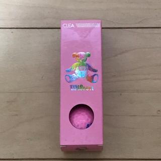 ウィルソン(wilson)の【新品】 WILSON BEAR CLEA Pink ゴルフボール3球(その他)