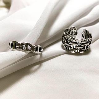 ローズバッド(ROSE BUD)の高品質シルバーリングS925(リング(指輪))