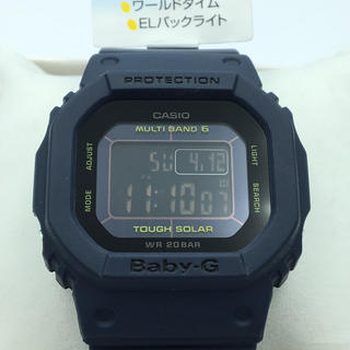 ベビージー(Baby-G)のCASIO BABY-G レディース腕時計BGD-5000-2JF(腕時計)