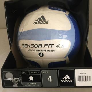 アディダス(adidas)のadidas アディダス バレーボール センサーフィット 4号(バレーボール)