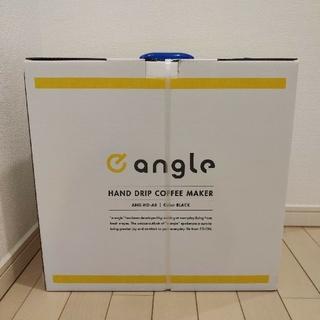 ツインバード(TWINBIRD)のみっきー様引取限定 e angle  ブラック ANGHDA8K(コーヒーメーカー)