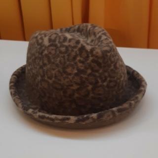シップス(SHIPS)のSHIPS×Rohis 帽子 フェルトハット 日本製(ハット)