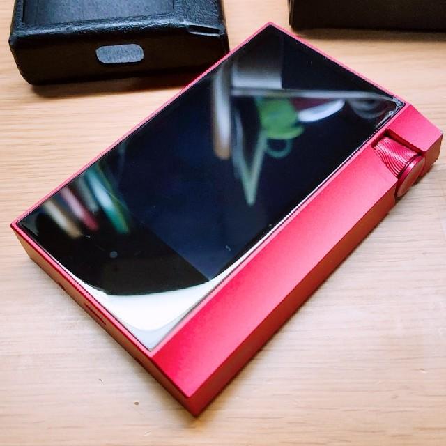 iriver(アイリバー)のAK70mk2 600台生産限定カラー Sunshine Red  スマホ/家電/カメラのオーディオ機器(ポータブルプレーヤー)の商品写真