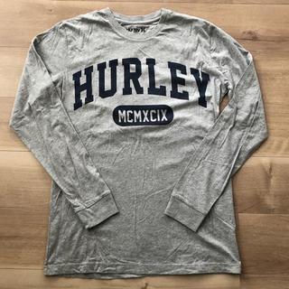 ハーレー(Hurley)のHURLEY  長袖Tシャツ  メンズ  M  グレー(Tシャツ/カットソー(七分/長袖))