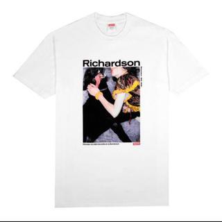 シュプリーム(Supreme)のRichardson × Supreme T-SHIRT (Tシャツ/カットソー(半袖/袖なし))