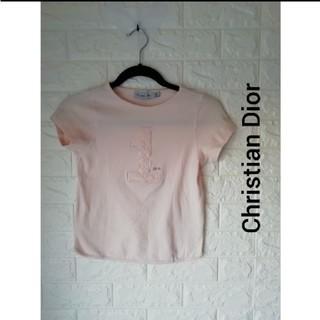 クリスチャンディオール(Christian Dior)のクリスチャン・ディオール(Christian Dior)レディース Tシャツ(Tシャツ(半袖/袖なし))