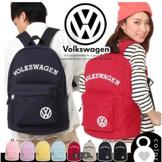 フォルクスワーゲン(Volkswagen)のVOLKSWAGEN リュックサック(リュック/バックパック)