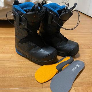 サロモン(SALOMON)のありちゃん様✩SALOMON  レディーススノーボードブーツ LUSH 25.5(ブーツ)