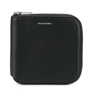 アクネ(ACNE)の【新生活】Acne Studios 二つ折財布 コンパクトウォレット(折り財布)