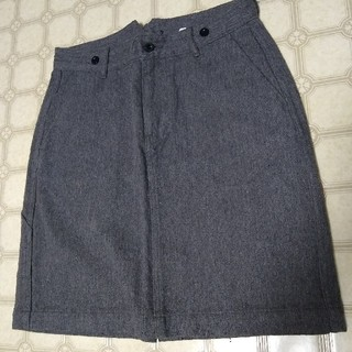 ダントン(DANTON)の美品 DANTONスカート(ひざ丈スカート)
