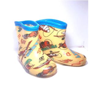 ディズニー(Disney)の男児 子供 長靴 14.0 ベビー レインシューズ キッズ 子供靴(長靴/レインシューズ)