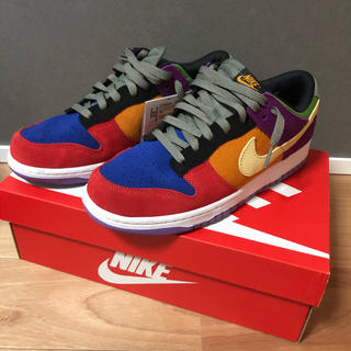 ナイキ(NIKE)のNIKE DUNK LOW SP VIOTECH CRAZY 27cm(スニーカー)