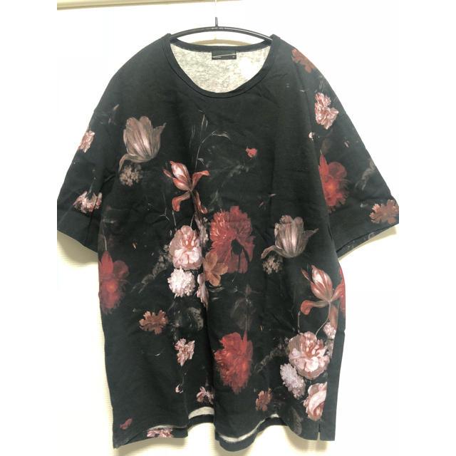 LAD MUSICIAN(ラッドミュージシャン)のラッドミュージシャン  18ss 花柄 Tシャツ メンズのトップス(Tシャツ/カットソー(半袖/袖なし))の商品写真