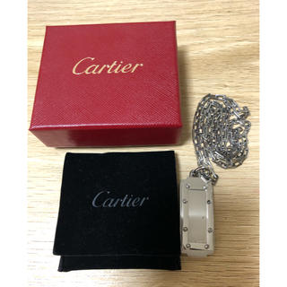 カルティエ(Cartier)のカルティエネックレス(ネックレス)