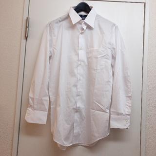 パーソンズ(PERSON'S)の白Yシャツスーツ冠婚葬祭用(シャツ)