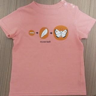 モンベル(mont bell)のmont-bell ベビーTシャツ 90(Tシャツ/カットソー)