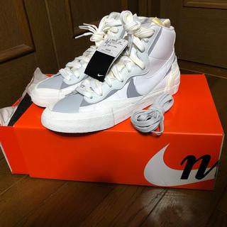 ナイキ(NIKE)のSacai Nike BLAZER MID 28.0(スニーカー)