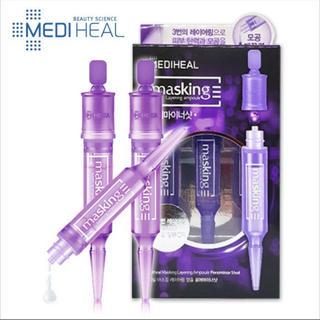 チャアンドパク(CNP)のメディヒール MEDIHEAL マスキング レイヤリングアンプルポアマイナー(美容液)