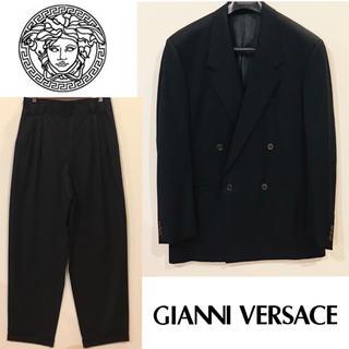 ジャンニヴェルサーチ(Gianni Versace)のGianniVersace セットアップ【美品】(セットアップ)