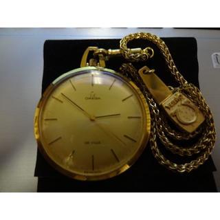 オメガ(OMEGA)の特別希少‼18KオメガOMEGAの懐中時計出品!値引き応相談!(その他)