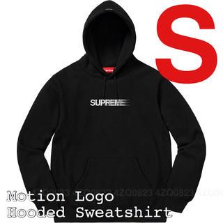 シュプリーム(Supreme)の【S】Supreme Motion Logo Hooded Sweatshirt(パーカー)