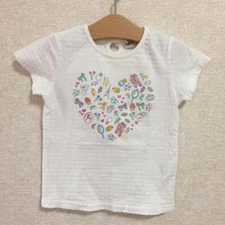 半袖 女の子100(Tシャツ/カットソー)