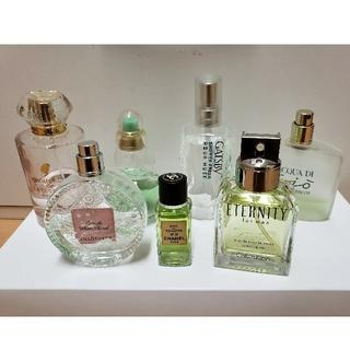 ジルスチュアート(JILLSTUART)の香水 7本セット シャネル アルマーニ ジルスチュアート等(ユニセックス)