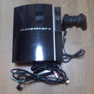 プレイステーション3(PlayStation3)のPS3 本体 ジャンク(家庭用ゲーム機本体)